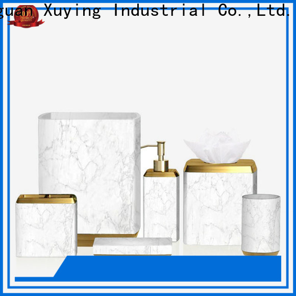 durable black and white bathroom accessories manufacturer for bathroom