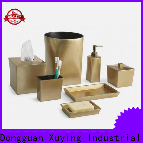 Xuying Bathroom Items black bathroom accessories set on sale for home