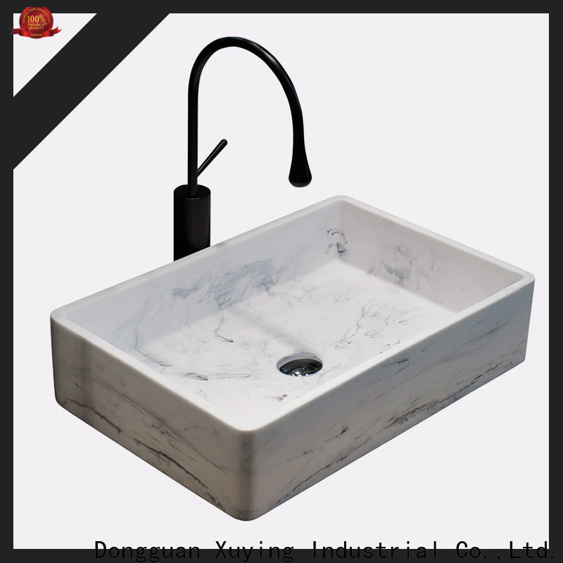reliable hand basin personalized for hotel