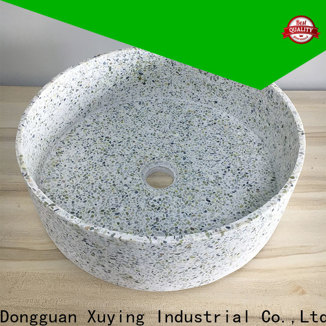 Xuying Bathroom Items counter top basins personalized for hotel