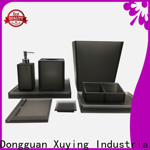 Xuying Bathroom Items hot selling gold bathroom accessories wholesale for hotel