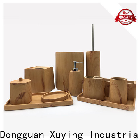 Xuying Bathroom Items black and gold bathroom manufacturer for bathroom