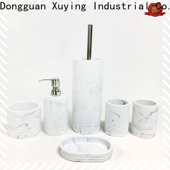 Xuying Bathroom Items gold bathroom accessories set customized for restroom