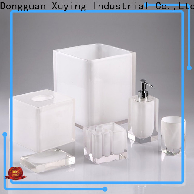 Xuying Bathroom Items durable gold bathroom accessories supplier for restroom