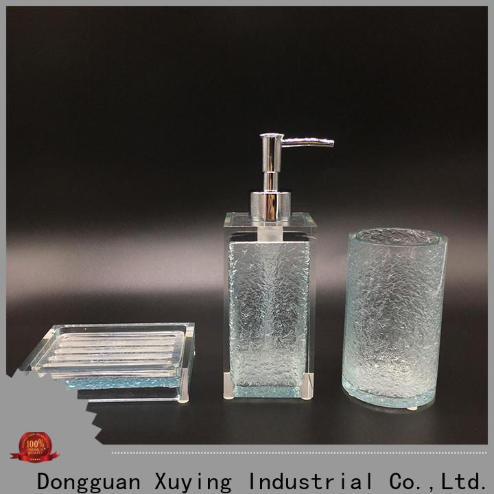 Xuying Bathroom Items durable bathroom decor sets wholesale for bathroom