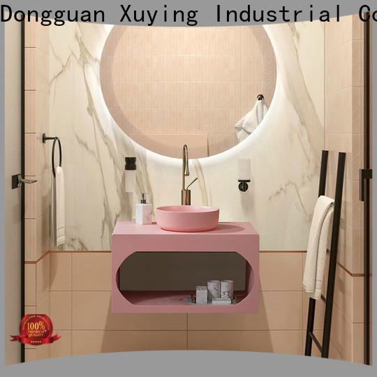 modern rose gold bathroom set on sale for restroom