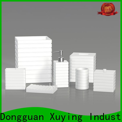 Xuying Bathroom Items modern black bathroom accessories set manufacturer for home