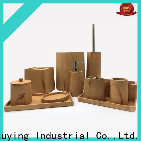 Xuying Bathroom Items wooden bathroom accessories manufacturer for bathroom