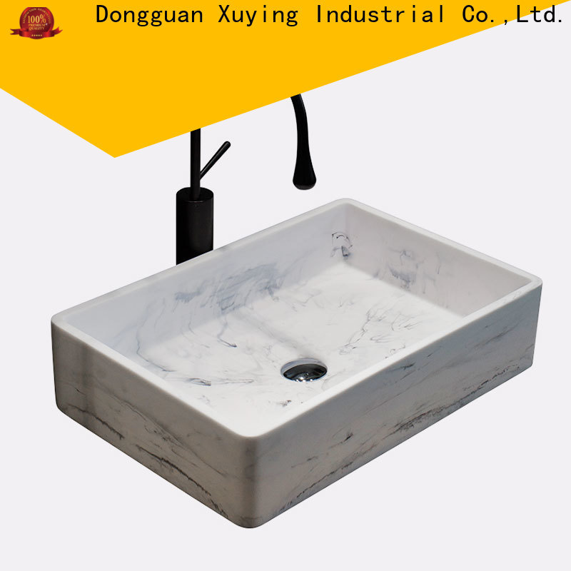 Xuying Bathroom Items counter top basins personalized for restroom