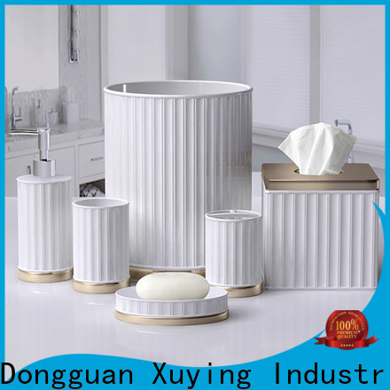 hot selling white bathroom accessories factory for home