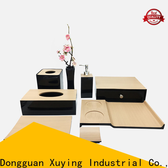 Xuying Bathroom Items professional hotel products design for bathroom