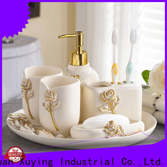 Xuying Bathroom Items silver bathroom accessories manufacturer for home