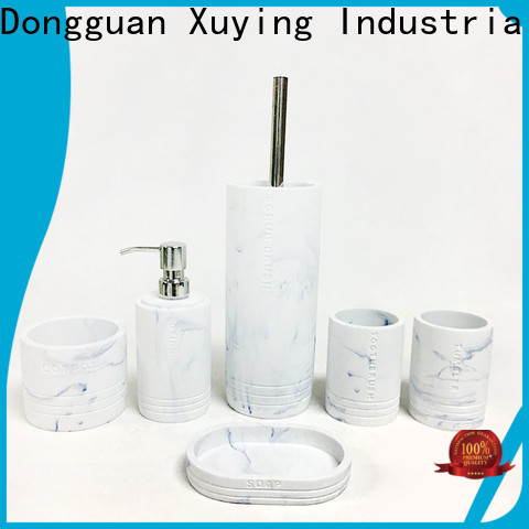 Xuying Bathroom Items elegant blue bathroom accessories set manufacturer for home