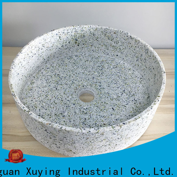 Xuying Bathroom Items stable wash hand basin factory price for hotel