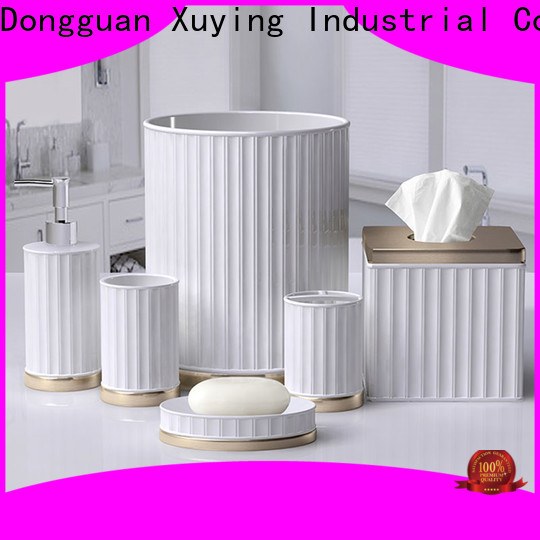 quality white bathroom accessories design for restroom