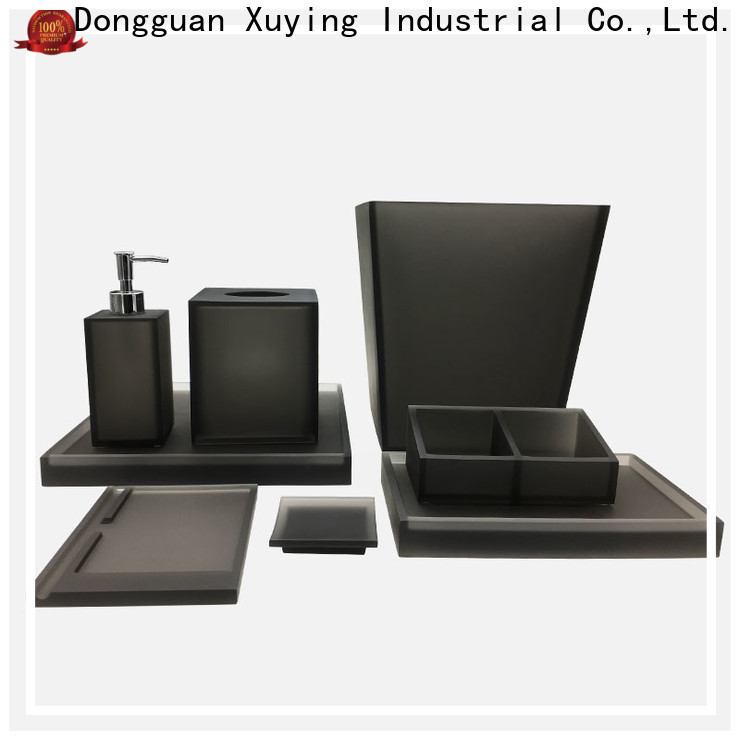 Xuying Bathroom Items complete bathroom sets factory price for hotel