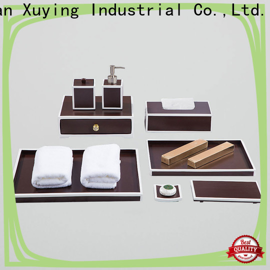 Xuying Bathroom Items long lasting hotel products supplier for home