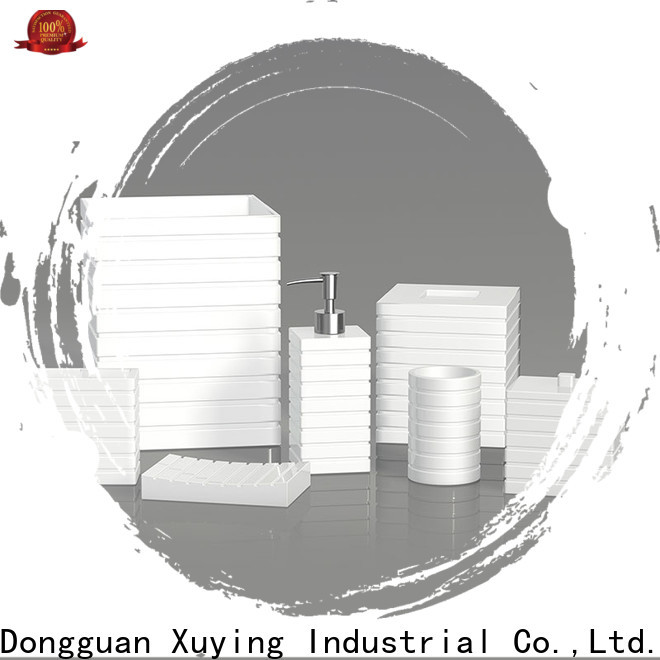 Xuying Bathroom Items grey bathroom accessories set customized for home