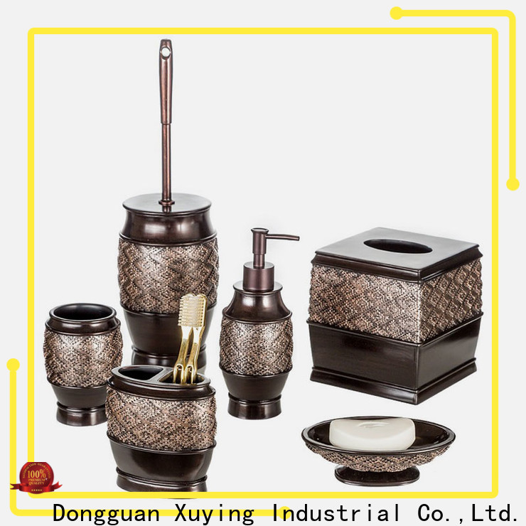 durable silver bathroom accessories manufacturer for home