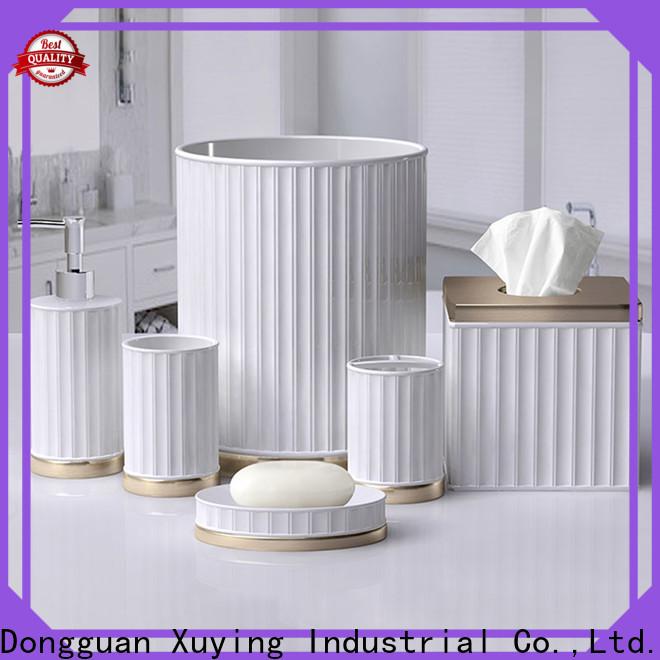 Xuying Bathroom Items ceramic bathroom accessories factory for restroom