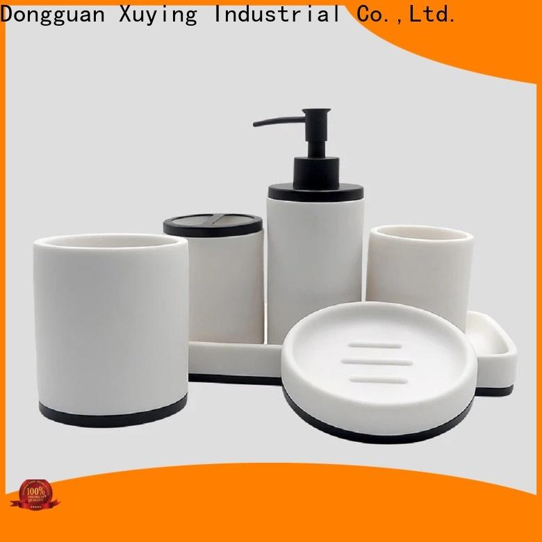 Xuying Bathroom Items durable luxury bathroom accessories sets wholesale for bathroom