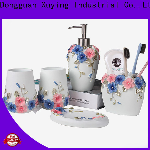 Xuying Bathroom Items modern wooden bathroom accessories wholesale for home