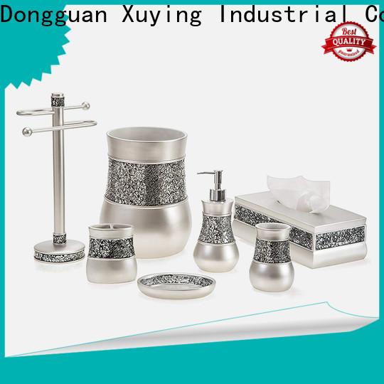 Xuying Bathroom Items grey bathroom accessories set customized for restroom