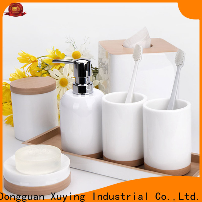 Xuying Bathroom Items black bathroom sets wholesale for restroom