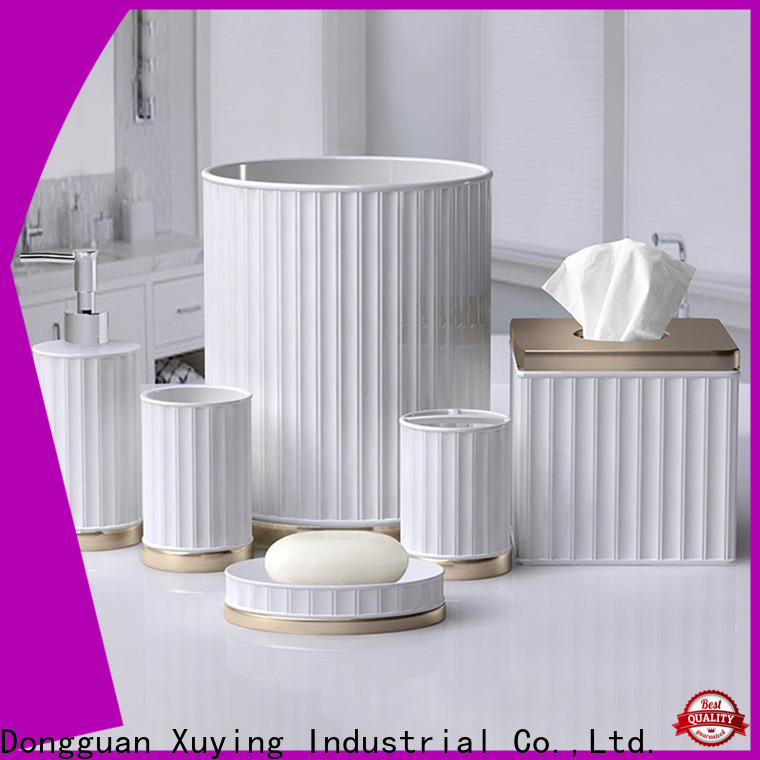 Xuying Bathroom Items white bathroom accessories design for home