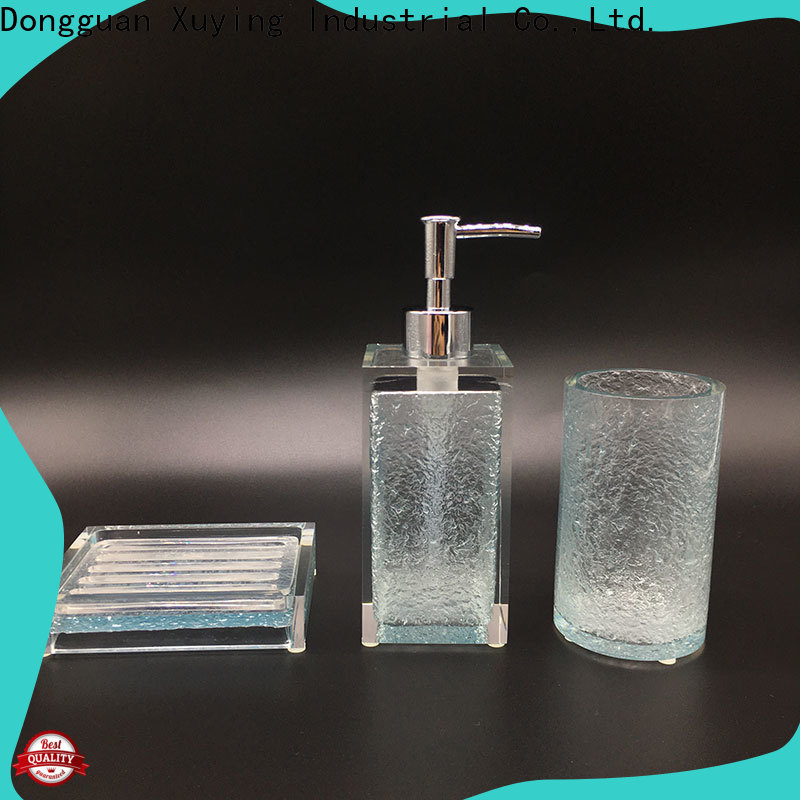 Xuying Bathroom Items quality grey bathroom accessories wholesale for restroom