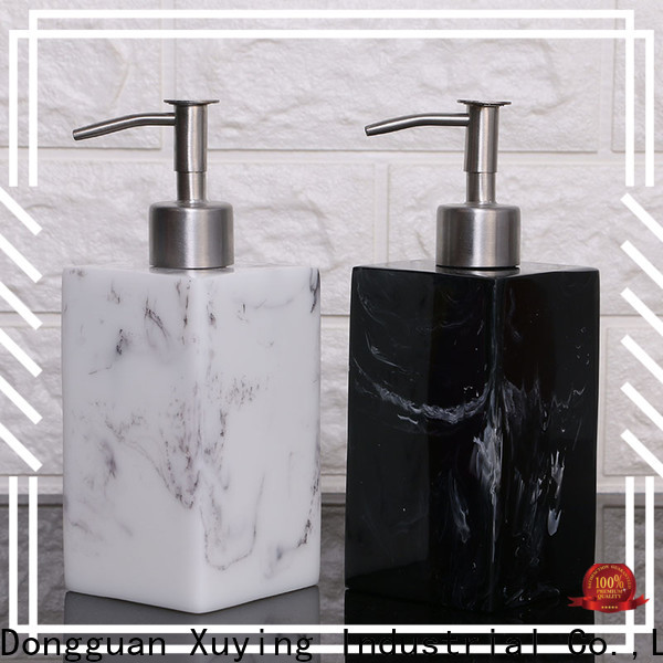 fashion lotion dispenser supplier for bathroom