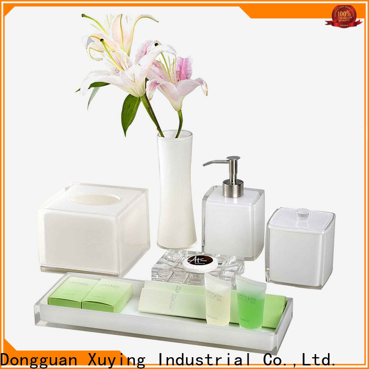 Xuying Bathroom Items hot selling luxury bathroom accessories sets factory price for restroom