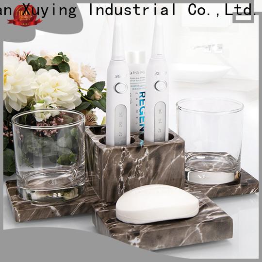 Xuying Bathroom Items luxury bath accessories supplier for restroom