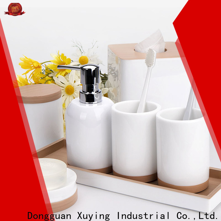 Xuying Bathroom Items professional hotel accessories design for restroom