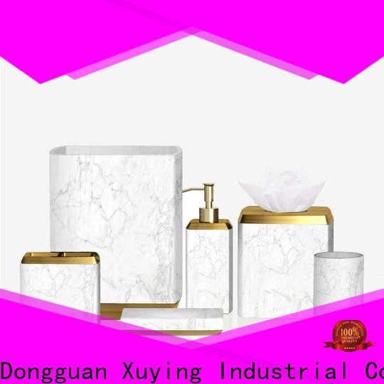 modern rose gold bathroom set wholesale for hotel