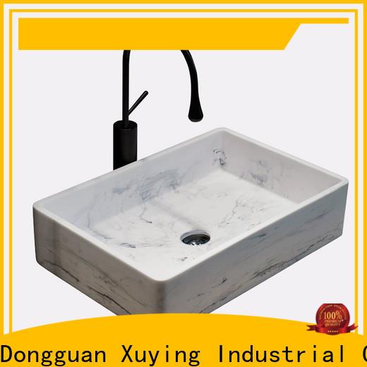 Xuying Bathroom Items wash hand basin supplier for hotel