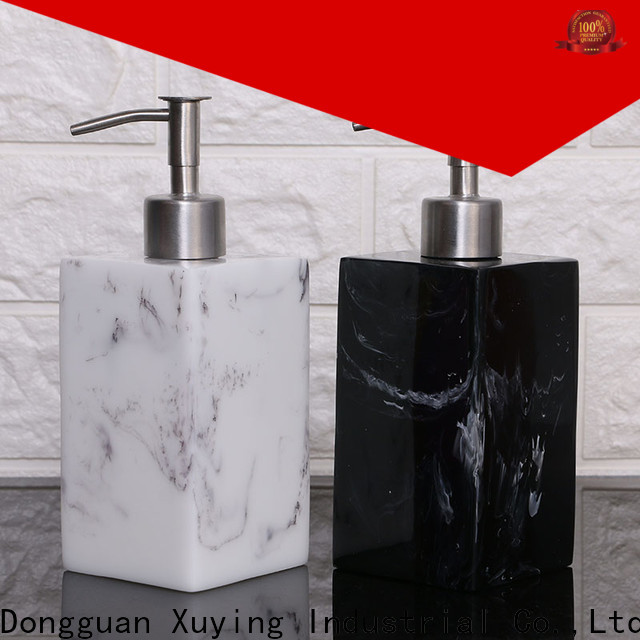 Xuying Bathroom Items durable white bathroom accessories factory price for hotel