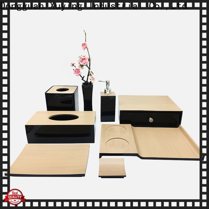 Xuying Bathroom Items hospitality products factory for hotel