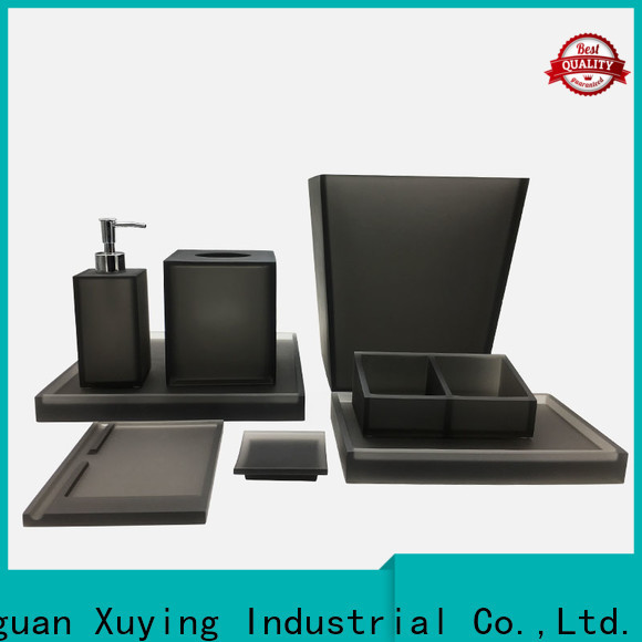 Xuying Bathroom Items durable gold bathroom accessories supplier for home