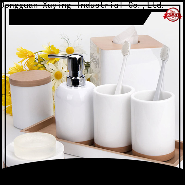 Xuying Bathroom Items luxury bath accessories design for bathroom