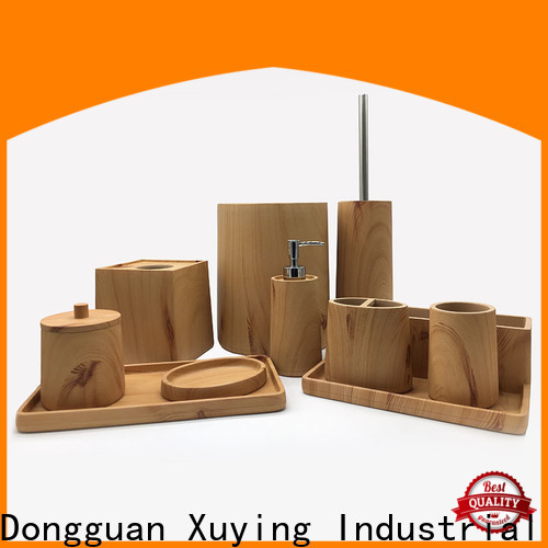 Xuying Bathroom Items elegant gold bathroom accessories manufacturer for bathroom