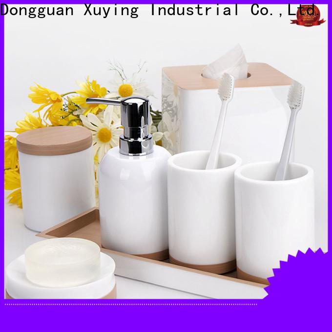 Xuying Bathroom Items modern black bathroom sets wholesale for bathroom
