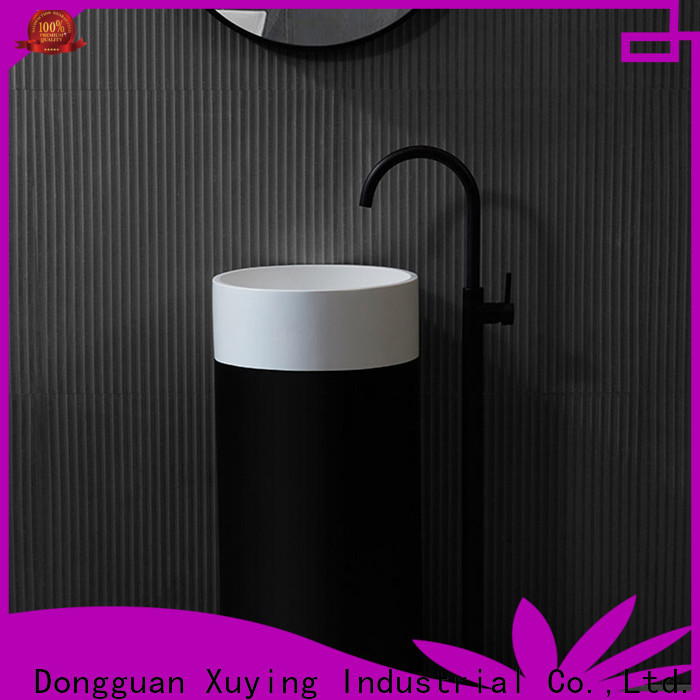 Xuying Bathroom Items hand basin wholesale for restroom