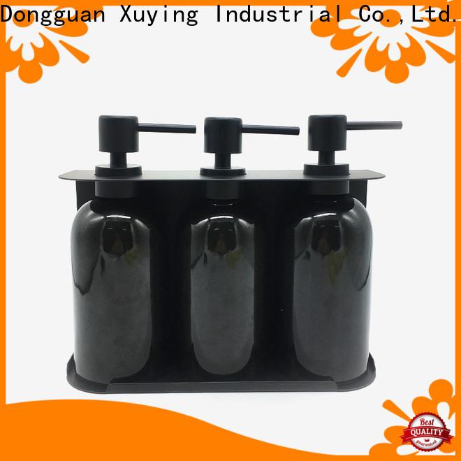 Xuying Bathroom Items bathroom soap dispenser set manufacturer for restroom