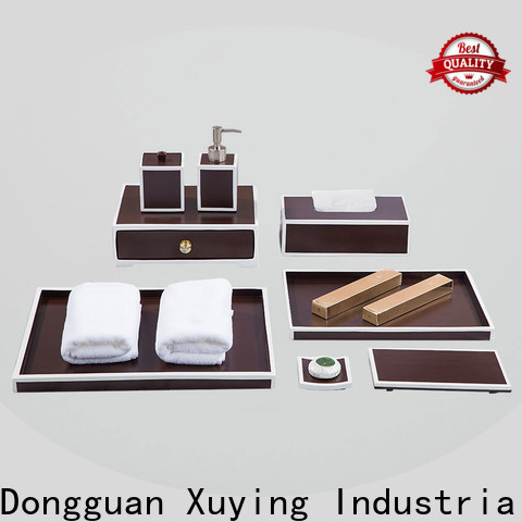 Xuying Bathroom Items hotel accessories supplier for restroom