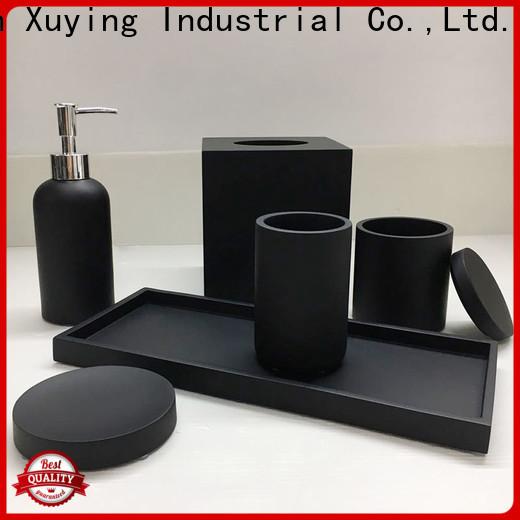 Xuying Bathroom Items rose gold bathroom set customized for bathroom