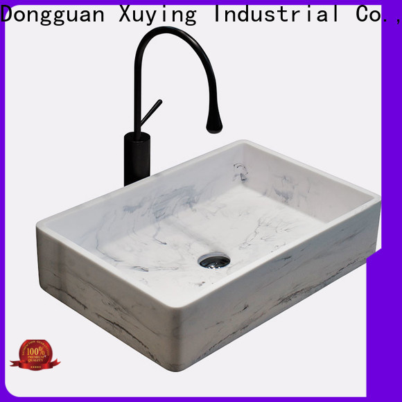 Xuying Bathroom Items wash hand basin supplier for restroom