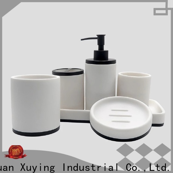 Xuying Bathroom Items hot selling bathroom accessories luxury wholesale for home