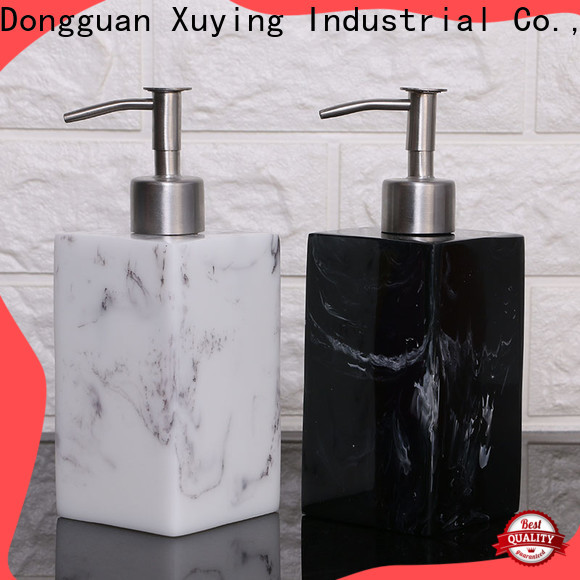 Xuying Bathroom Items liquid soap dispenser manufacturer for bathroom