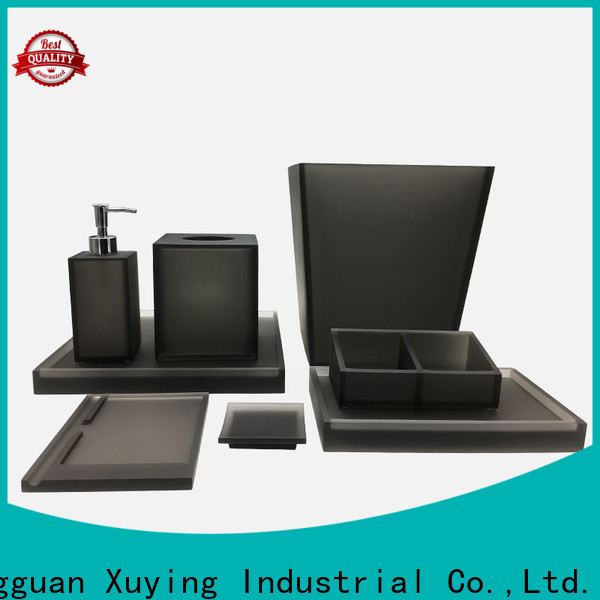Xuying Bathroom Items quality bathroom decor sets wholesale for hotel